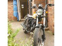 Sinnis Track Star 125cc