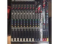 Soundcraft MFXi8 mixer for sale