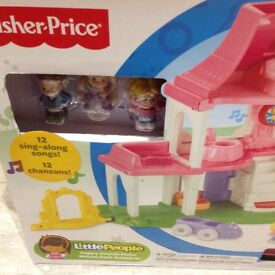 Fisher Price Mansion House - New in Box