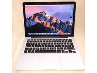 "Apple MacBook Pro 13"" RETINA - Core i5, 8GB RAM, 1.5GB Graphics 10/10"
