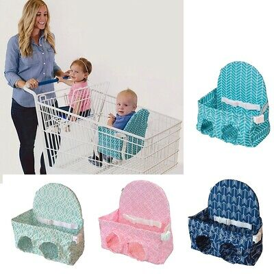 Soft Sponge Pad Grocery Shopping Cart Baby Seat Cover for Toddler Boys Girls