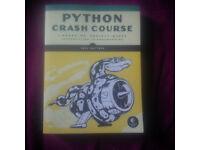 Python Crash Course, Python Programming Book