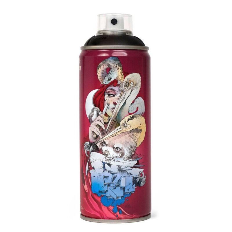 Trese MTN Limited Edition Montana Colors Spray Paint Can Brand New