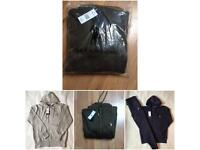 Ralph Lauren Hooded Tracksuit: Grey Blue Green S M L XL (not Nike) NEW MODEL