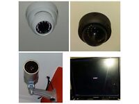 2nd hand CCTV equipment for sale - collection only - offers accepted