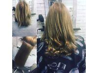Hair extensions nano rings micro tape celebrity weave la weave