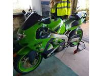 Zx6r for swap