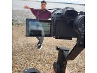 £50 - AFFORDABLE VIDEOGRAPHER - MUSIC VIDEOS / PROMOS / CORPORATE / EV