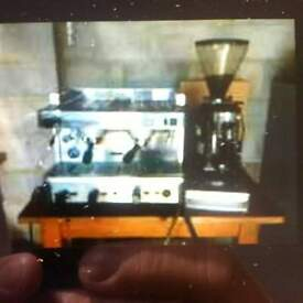 coffee machine cimbali