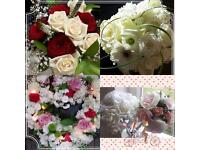 Wedding flower package
