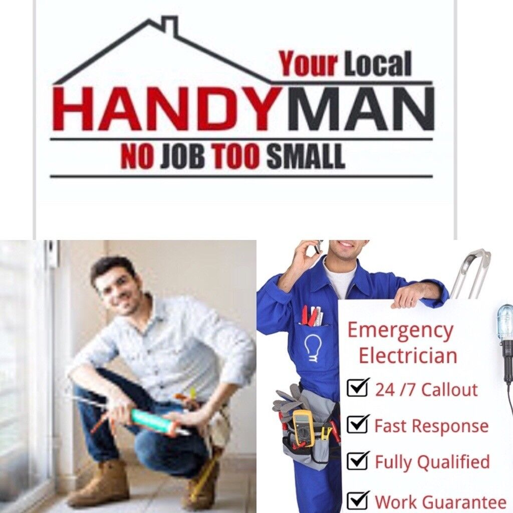 Electrician , plumber , handyman + CHEAPEST prices