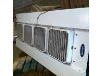 refrigeration air con. evaporators. Make Carrier x 3