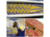 25% Off - Make Super Soaps and have Great Fun at these Soap Creation Craft and Artisan Workshops!