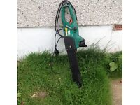 Black and Decker 40 cm electric chainsaw