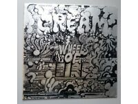 Cream – Wheels of Fire – UK 1968 Polydor – 2-LP MONO [RARE]