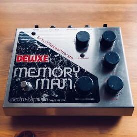 EHX Deluxe Memory Man