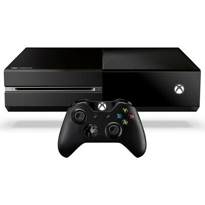 Microsoft Xbox One 500GB Video Games Console and Cables Only