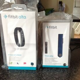 Brand new Fitbit alta.