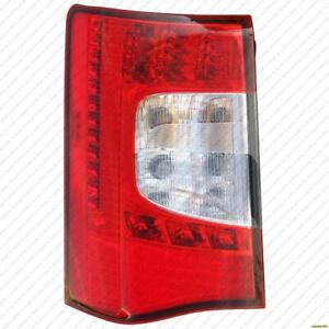 Tail Light Driver Side Chrysler Town & Country 2011-2015