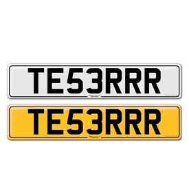 Private Number Plate For Sale!!!