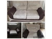 Sofa + 2 chairs