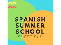 Intensive Spanish courses at the Spanish Summer School Sheffield!