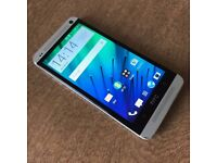 HTC One - 32GB - Silver Smartphone EE Network