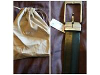 Mens Brand New Calvin Klein Belt