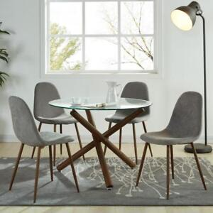 SLEEK AND SMALL DINING SET (WO2303)
