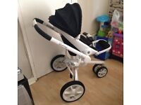 Quinny pushchair limited edition