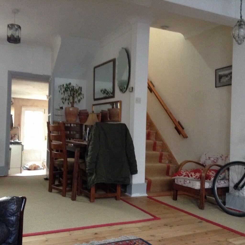 Room to rent in quiet household