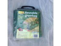 Grow bag and 3 grow bag pots