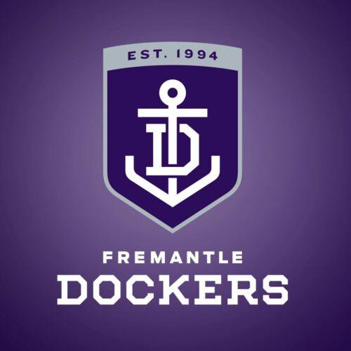 FREMANTLE DOCKERS V BRISBANE LIONS ~ AFL FOOTBALL TICKETS ~ ROUND 8