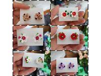 Amazing handmade earrings