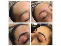 Threading\ Waxing \ Nails\ Lashes