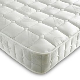 Mattress - Coil Sprung - Brand new small double ( 4ft ) - from Wayfair - still in delivery box