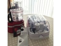 Kitchen Aid Artisan 4L Food Processor Brand New, never used