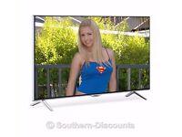Panasonic TX-48CX400B 48 Inch UltraHD 4K Fv HD Smart WiFi LED TV Black