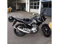 2016 Yamaha YBR 125 Only 1625 miles, Full Service History, Re-listed due to time waster!