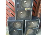 3 carlsboro pa speakers 1970s