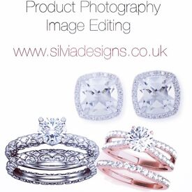 Product Photographer Commercial Photo Image Editing / Retouching and Web Design SILVIA DESIGNS