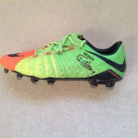 Tom Cleverley's football boots