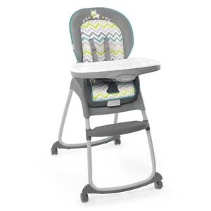 New Ingenuity Trio 3-In-1 High Chair, Ridgedale PICKUP ONLY - PU7