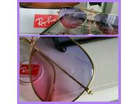 Ray-Ban Aviator 3025 'Limited Edition' ladies sunglasses (BRAND NEW)