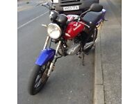 Lexmoto street 125cc. Spares or pair