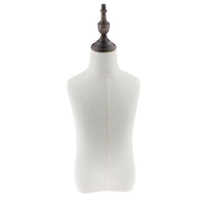 4 Years Old Child Body Cloth Display Torso Dress Form Mannequin Dummy Stand