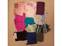 Bundle job of lot of size 10 Ladies Clothes (over 25 items), smoke free home £10 the lot