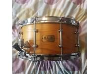 Tama SLP Backbeat Birch Bubinga 14x7 snare