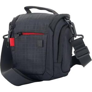 Platinum Series D SLR Camera / Camcorder Bag with Handle and Strap. Nikon / Canon / Sony / GoPro. 3 Zipper Pocket. NEW