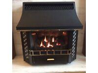Valor Black Beauty Unigas Balanced Flue Gas Fire